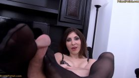 Agatha Delicious – Bitch Boss Dominates You With Pantyhose