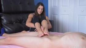 Between Soft Pink Soles – Logan