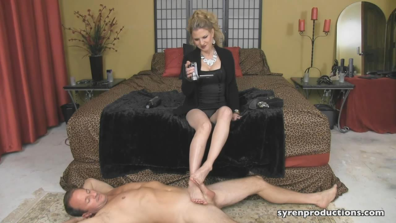 Footjob-Edging-Mistress-Aleana