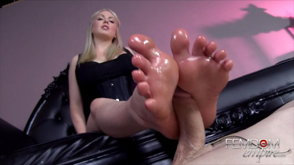 Femdom footjob pictures search