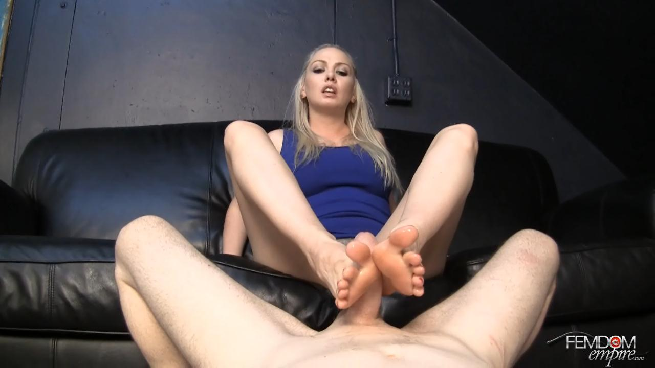 Milked on My FEET – Femdom Empire – Lexi Sindel_cover