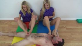 TOTAL FOOT DOMINATION!! – JERKY GIRLS