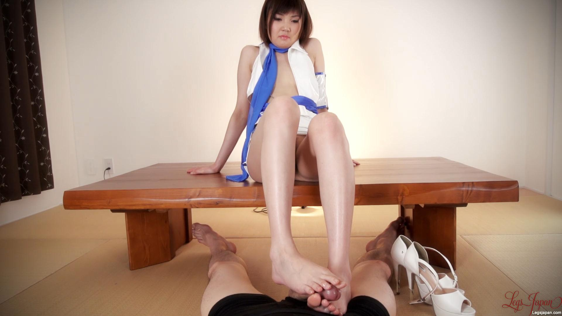 Race Queen Footjob – Legs Japan – Karen Kosaka_cover