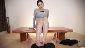 Leg Rub in Pink Lingerie – Legs Japan – Ryu Enami