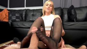 Real Estate Agent Kate England Seals The Deal With Footjob – Bratty Babes Own You