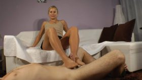 Cuckolding Shoejob Therapy Full Version – Arons Pantyhose Fetish
