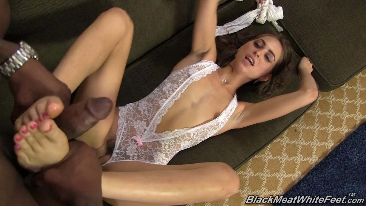 Riley Reid – Black Meat White Feet