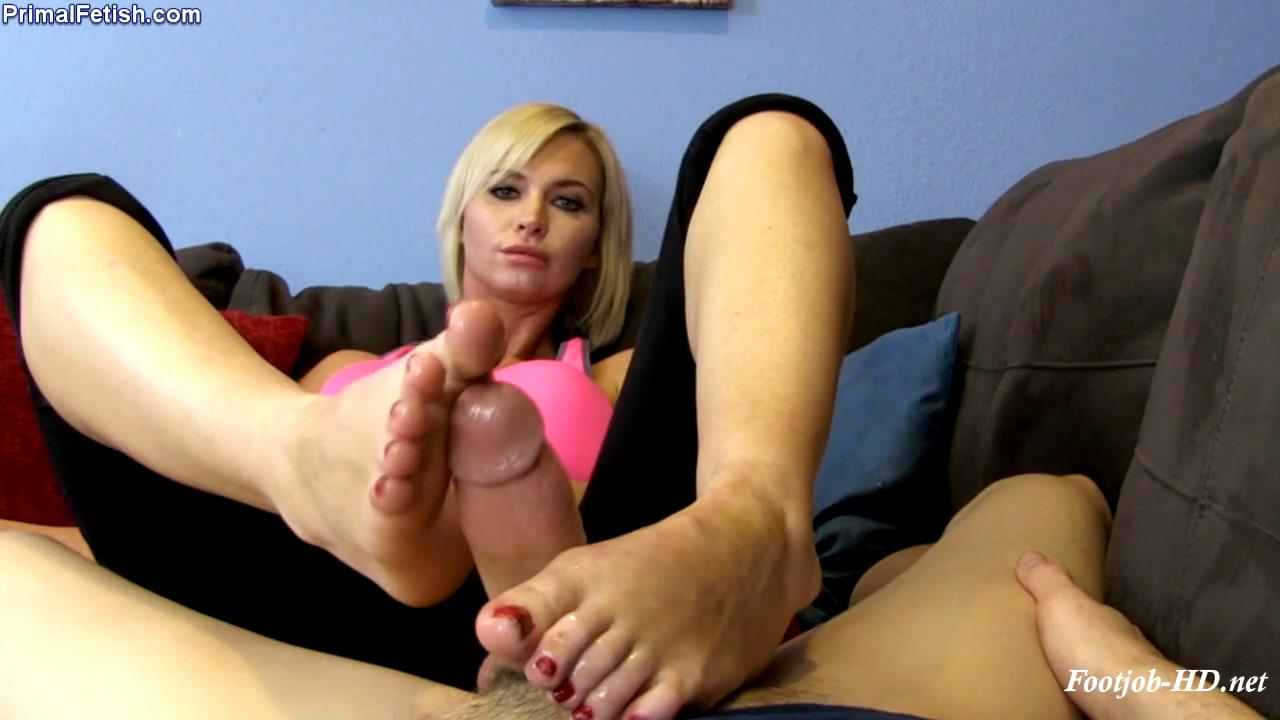 Astrid Star – Foot Fetish Friend Foot Massage and Foot Job – Primal's FOOTJOBS