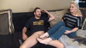 Bratty Sister Handjob Footjob-Mom And Dad Unaware – Bratty Babes Own You – Jc Simpson