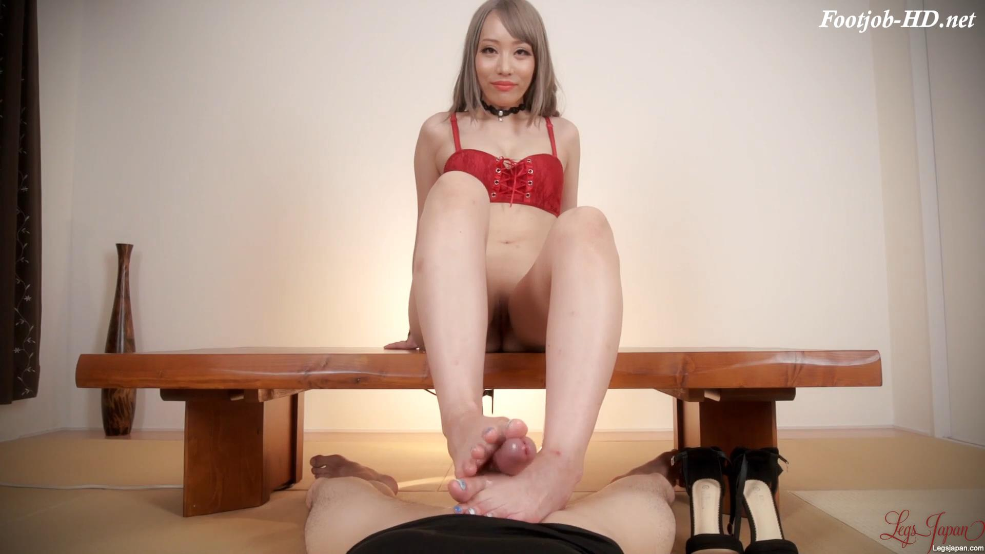 Red Hot Footjob – Legs Japan – Airi Mashiro