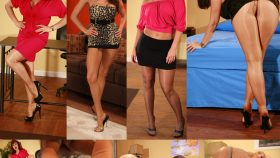 MILF FOOTJOBS POV 02 – JB Video – Mellanie Monroe, Carrie Ann, Sexy Vanessa, Ariella Ferrerra MP4