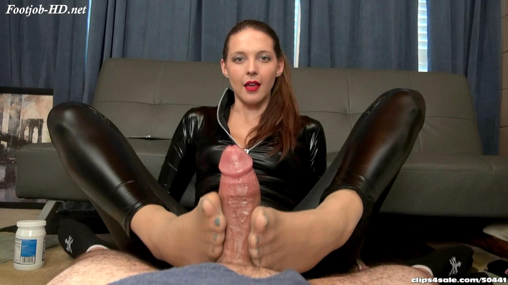 Secret Agent Sadie Holmes Footjob Interrogation – Bratty Babes Own You