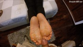 15 hours' worth Foot Gunk – Classy Feet