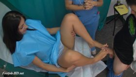Alexa Can't Pay the foot doctor Footjob Extended – Primal's FOOTJOBS – Alexa Rydell