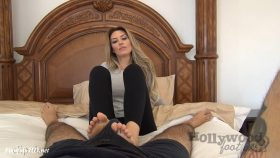 Hurry Up and Empty Those Balls! – California Foot Girls