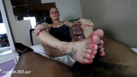 Natalie's size 5s work their magic – Joey's FeetGirls