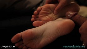 Sleepy Feets Sneak Attack – Mandy's Feets