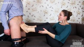 If It Happens… Soles Fucking. Footjob – Tessa Fantasies