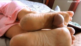 Midwest Milf Pumps Cock Hard With Dry Heels – In Heaven with Evan