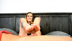 Philly Special! – Barely Legal Foot Jobs – Ayla Aysel