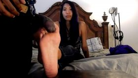 Cherry's Footjob – Aspire For Life