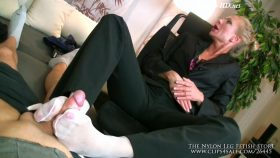 Del Dea psycho doc – The Nylon Leg Fetish Store