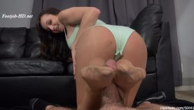 After Practice Lexi Luna Ballerina Wolford Footjob – Bratty Babes Own You