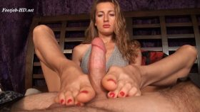 Don't Tell Your Girlfriend – Nothing But Footjobs