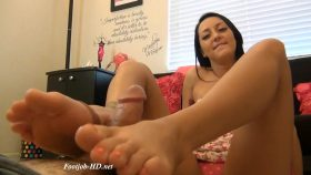 Footjob For Daddy – The Foot Fantasy!!! – Sabrina Banks
