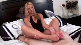 FootJob Service Call – FootJob Fantasies Cum True – Shelby Paige
