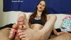 Happy Father's Week, Daddy! – Gift #2: A Fantastic FootJob – Katy Faerys Forbidden Fetish Films