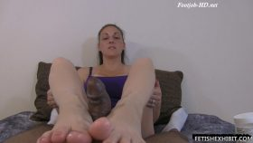 Melanie Hicks drains this dick – FetishExhibit