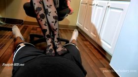 Something is Hard Under my Shoes – Pantyhose Factory