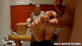 Tie my Feet and fuck my Soles ! – Fireflys Footfetish