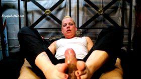 FootJob Virgins Feeturing: Sammie Lix – FootJob Virgins