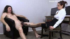 Dr Stacie's Footjob Therapy – Arches, Toes, Heels, Soles