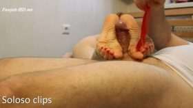 I wanna tickle and fuck your feet 2 – SoloSo clips