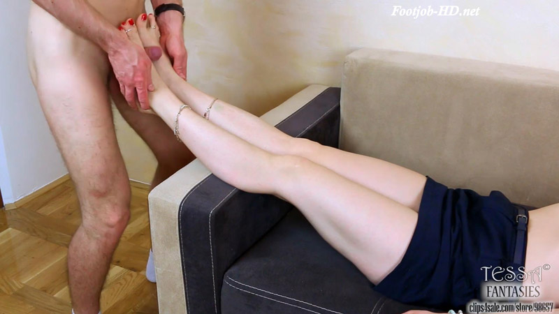 This Babysitter. Would Better Sit Here. Or Lay. - Tessa Fantasies