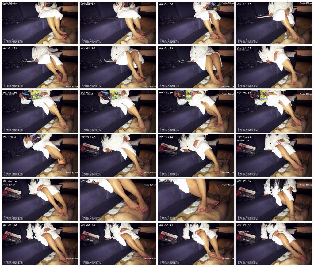 Double foot ruin – Mistress Ezada Sinn_scrlist