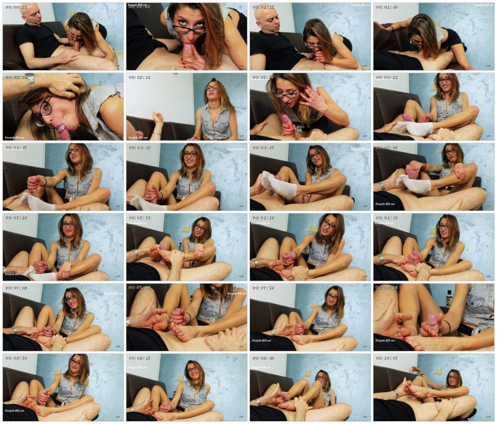 Nerd Sofia Amateur And Her Boyfriend – UNCHAINED PERVERSIONS GONZO_scrlist