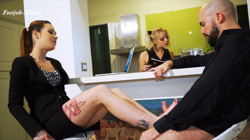 Estate Agent Feet Fuck – UNCHAINED PERVERSIONS GONZO – Foxy Sanie