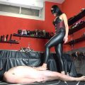 Mistress Gaia – Sandal Scooter
