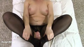 Pantyhose Daughter Footjob Fuck 2 Go Out – Brittany Lynn