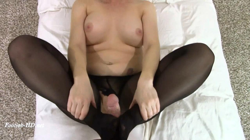 Pantyhose Daughter Footjob Fuck 2 Go Out - Brittany Lynn