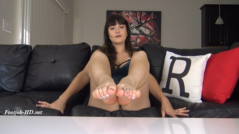 Andi Foot Fetish JOI For Steve – The Foot Fantasy!!! – Andi Page