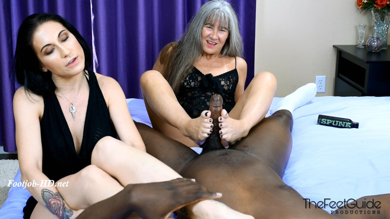 Leilani and Raven Humiliate Me - TheFeetGuideTV