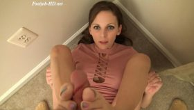 Whatever It Takes to Make you Cum Twice – Kinky Foot Girl