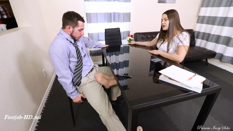Earning An A - Ivory Soles