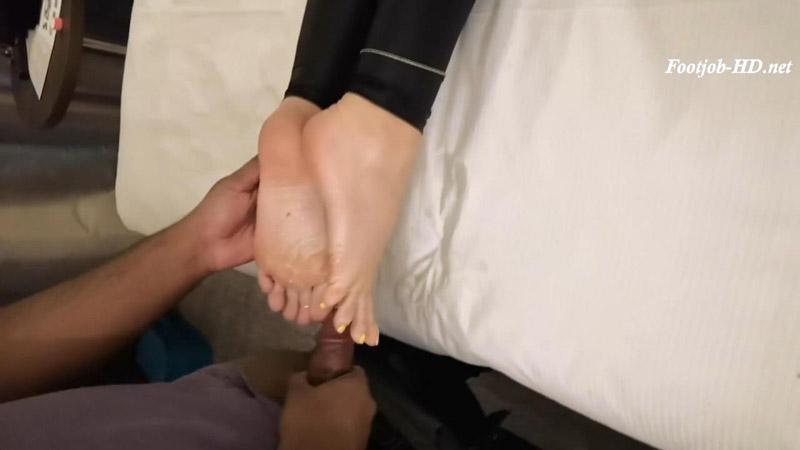 7 man foot fetish bukakke – Louinheels