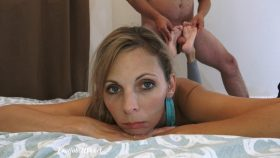 "Mommy's Self Foot Worship, Foot Fucking, Cock Sucking and is ""Mesmerized"" By Her Son! – Kinky Foot Girl"